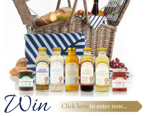 Competition: Picnic in Style with Mary Berry's Foods