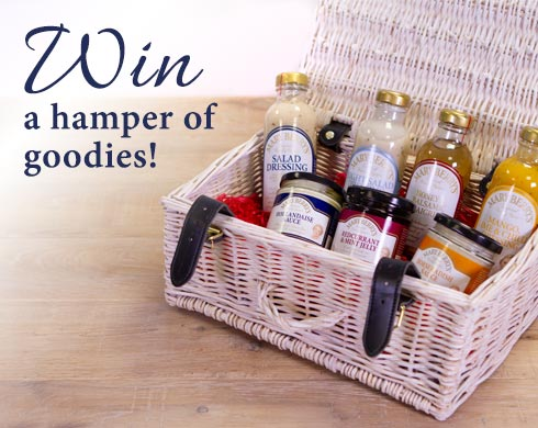 Mary Berry's Foods Hamper Giveaway