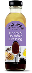 Honey & Balsamic Vinaigrette