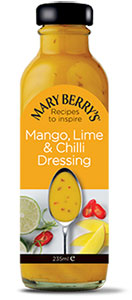 Mango, Lime & Chilli Dressing